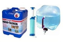 Water & Storage Products